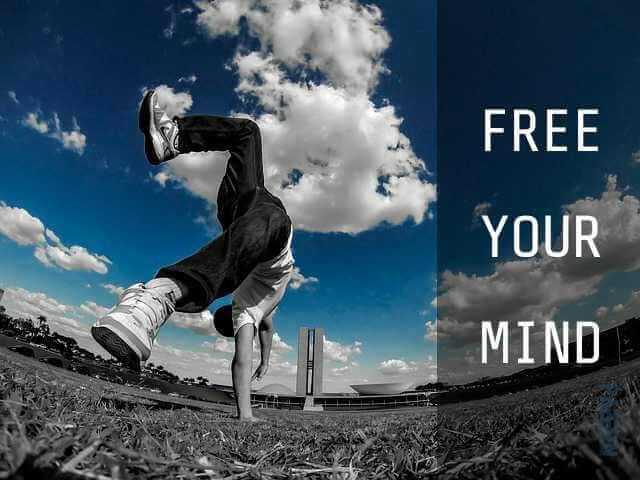 バックフリップ FREE YOUR MIND