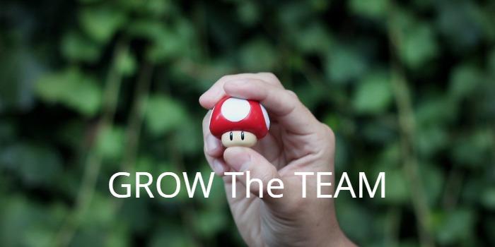 チームの力を向上させる